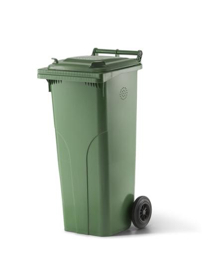 Conteneur plastique à compost 140 l.