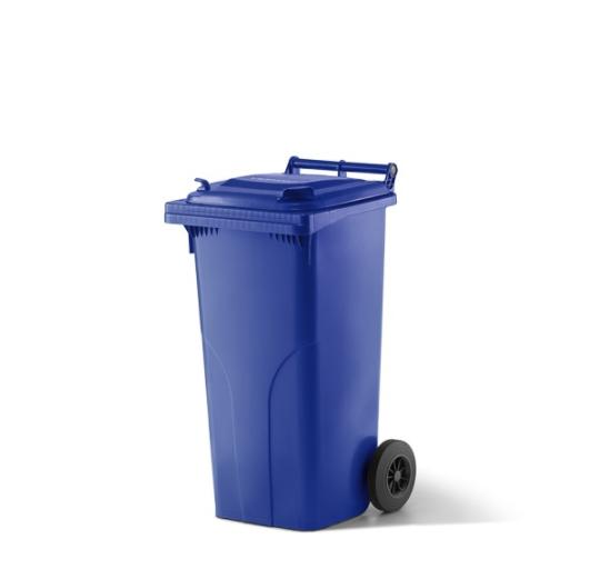 Conteneur plastique 120 l.