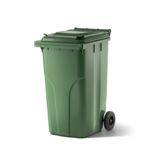 Conteneur plastique à compost 240 l.