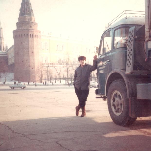 Henny au pays des Soviets - 2